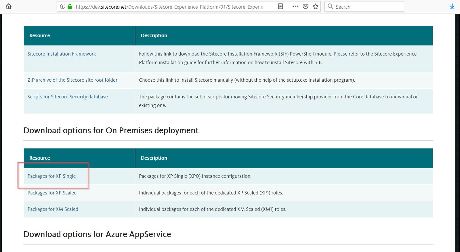 Sitecore 9 1 Initial Release Installation Guide for Development