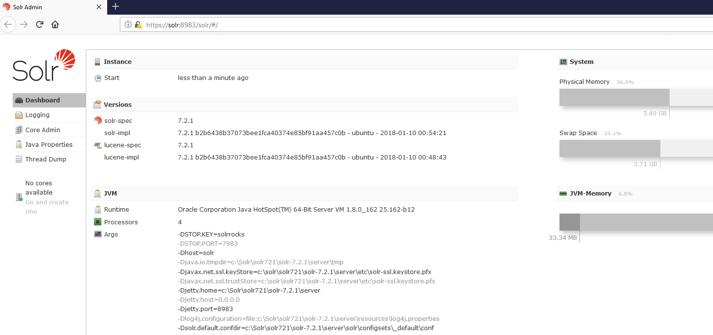 Sitecore 9.1 Installation 07