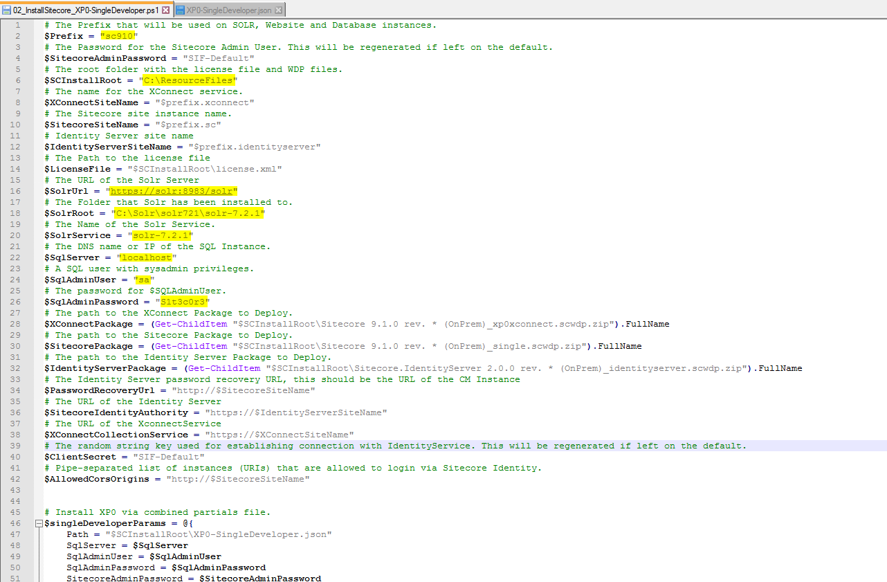 Sitecore 9.1 Installation 09
